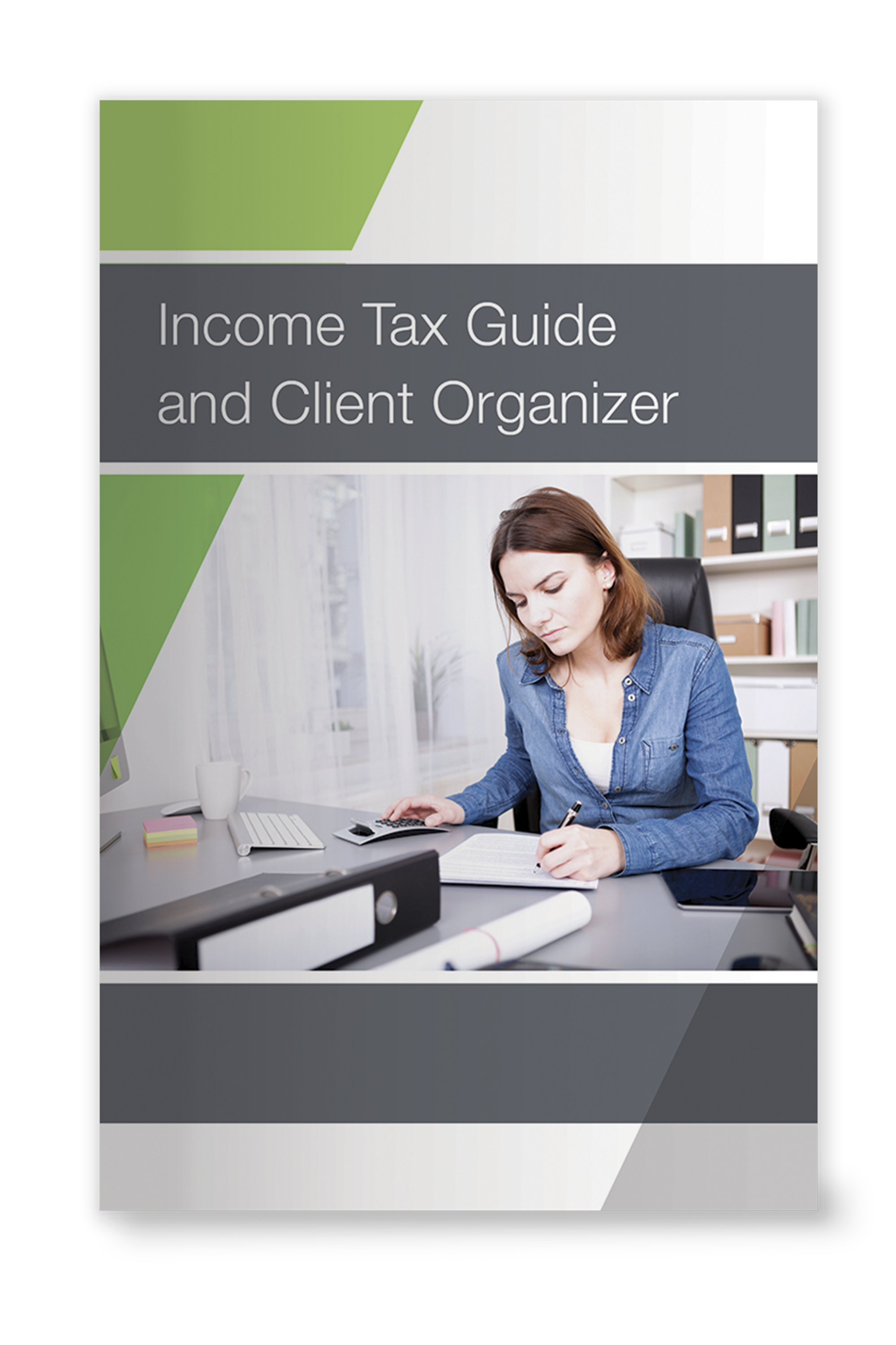 Income Tax Guide & Client Organizer - #620