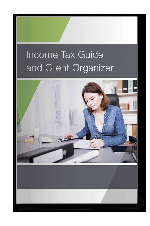 Income Tax Guide & Client Organizer - #620