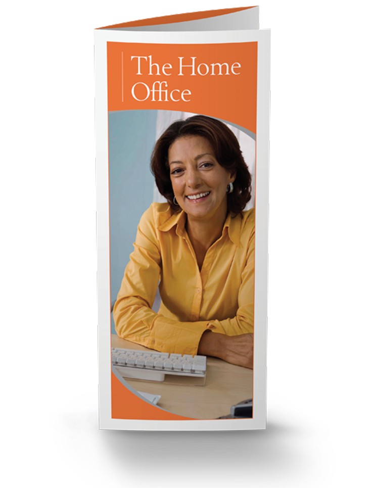 The Home Office Brochures - 25/pkg - #853