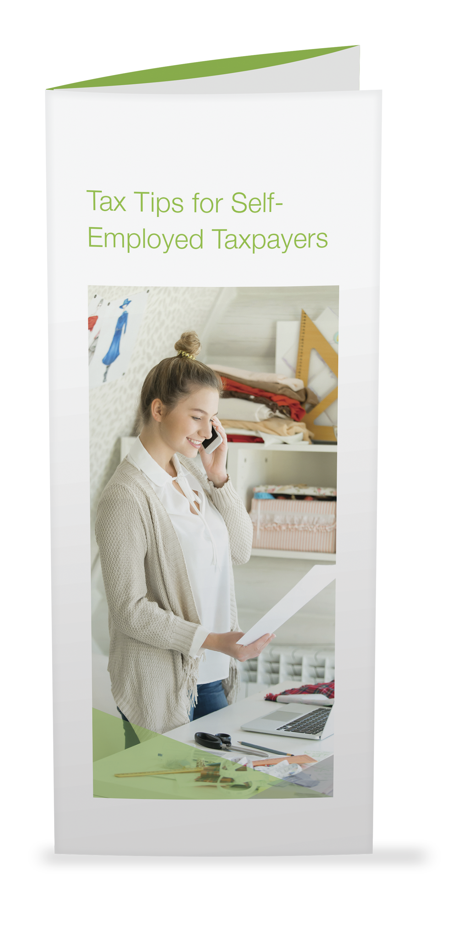 Tax Tips for Self-Employed Taxpayers Brochures - 25/Pkg - #863