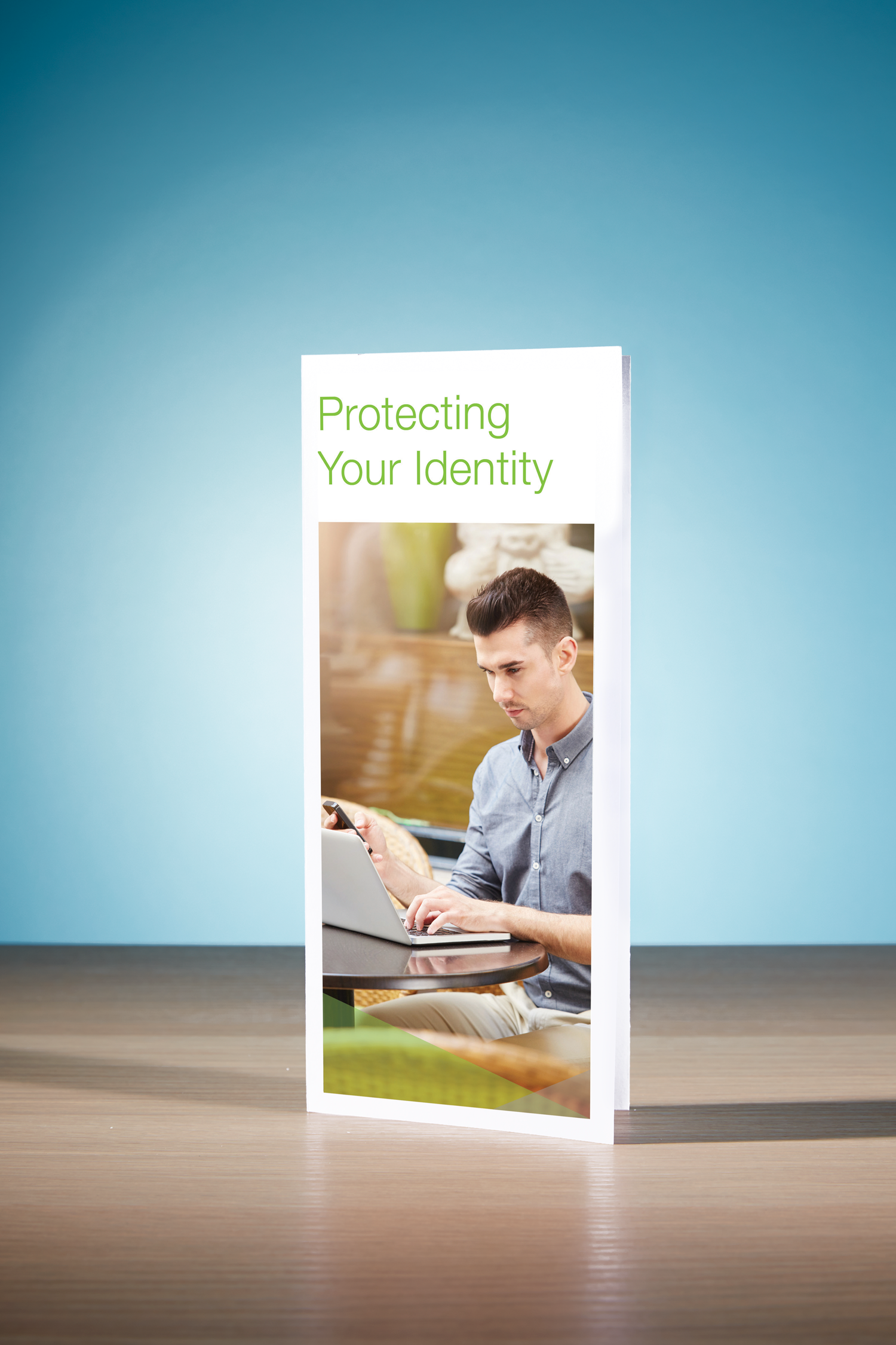 Protecting Your Identity Brochures - 25/pkg - #879