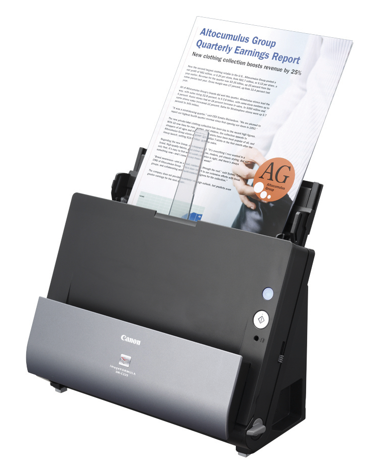 Canon DR-C225II Office Document Scanner-3258C002 - #921