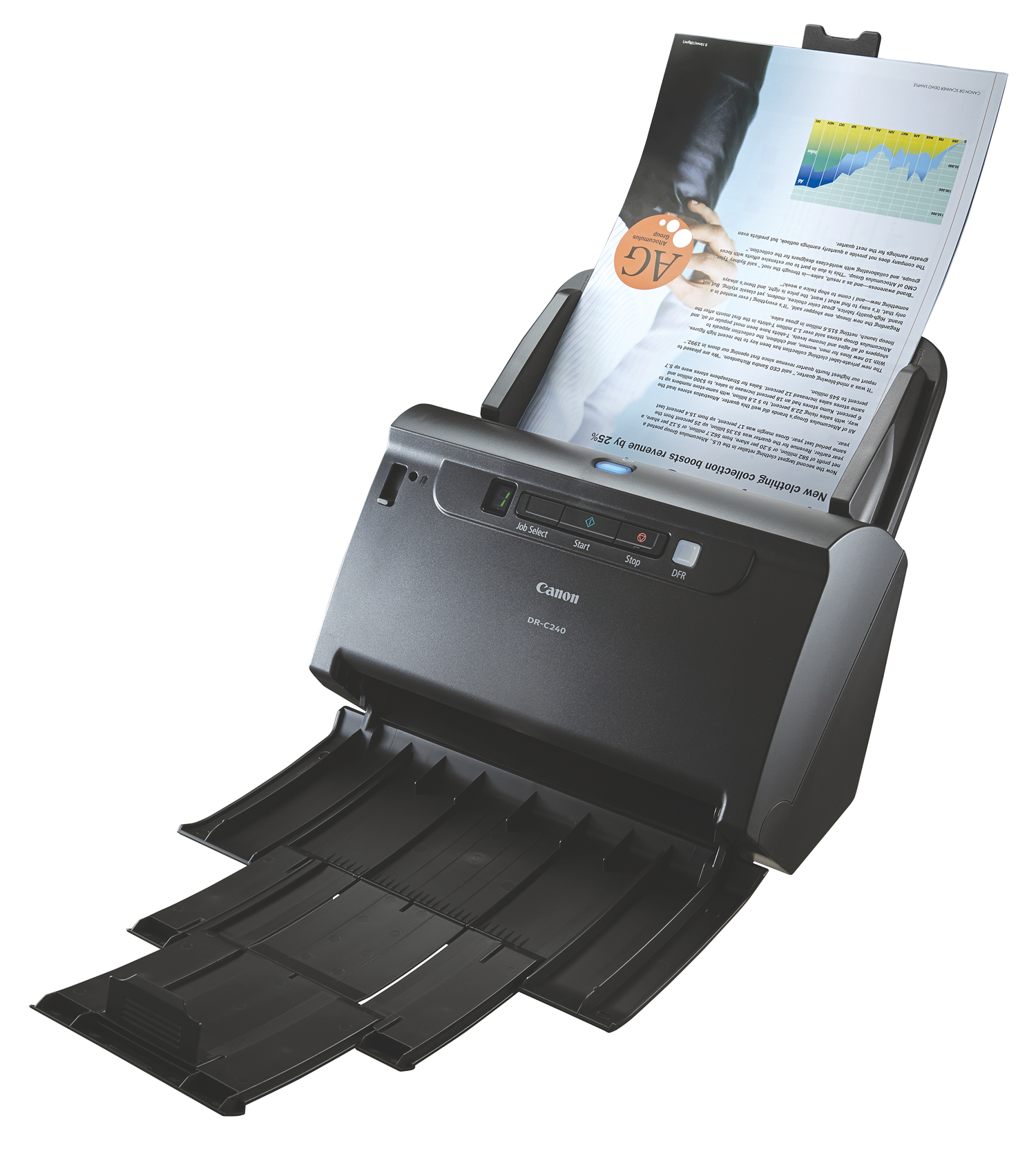Canon DR-C240 Office Document Scanner-0651C002 - #922