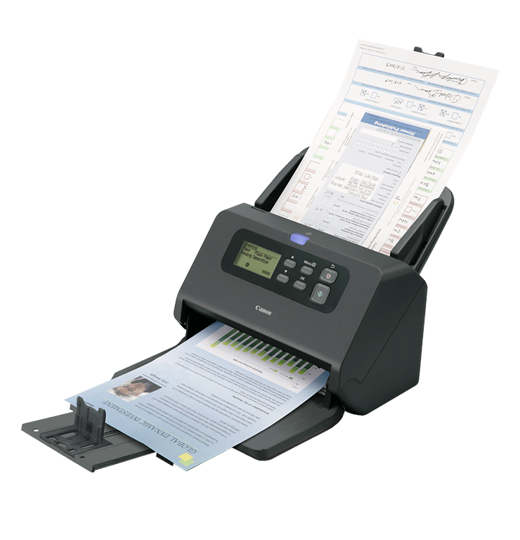 Canon DR-M260 Office Document Scanner-2405C002 - #924
