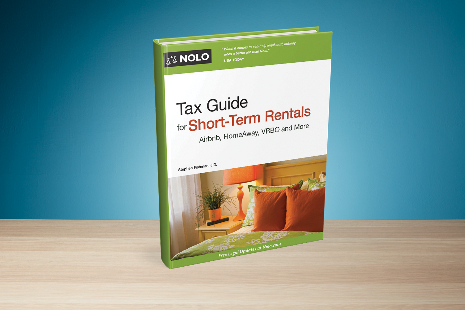 Tax Guide for Short-Term Rentals (1st Edition) - #4755