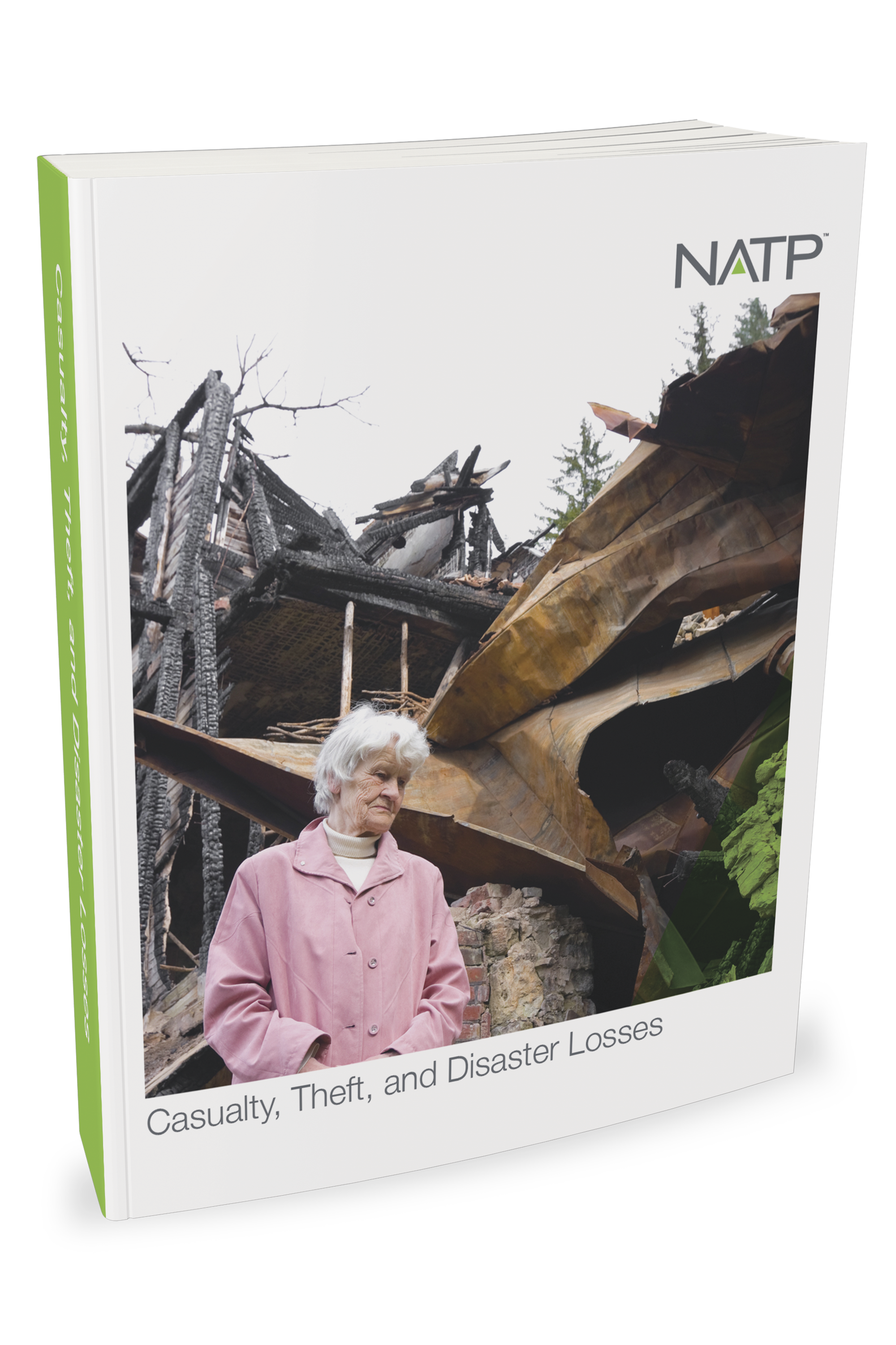 Casualty, Theft and Disaster Losses Textbook (2018) – #4815
