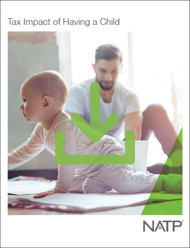 Tax Impact of Having a Child E-book (2021) - PDF Version - #E21333
