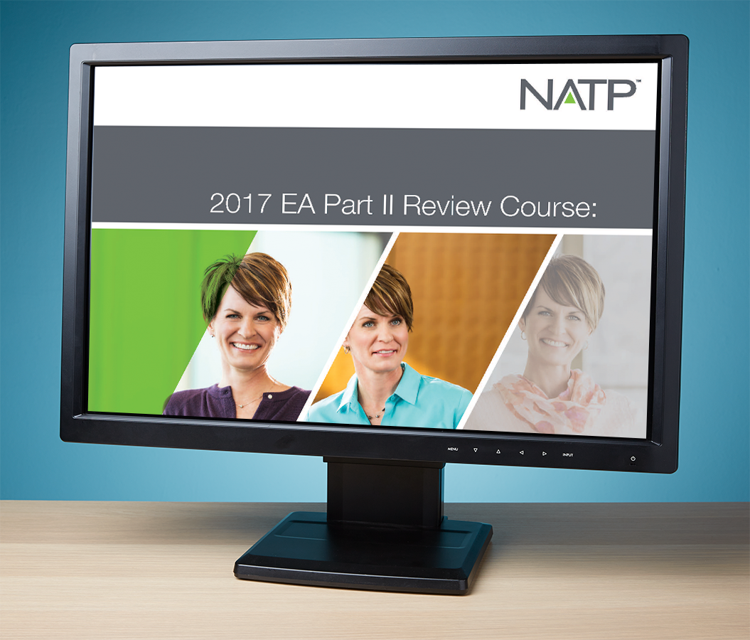 EA Exam Review Course Part II Textbook (2017) - Electronic PDF Version - #E3704