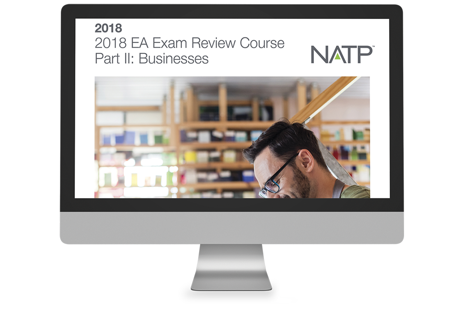 EA Exam Review Course Part II Textbook (2018) - Electronic PDF Version - #E3804