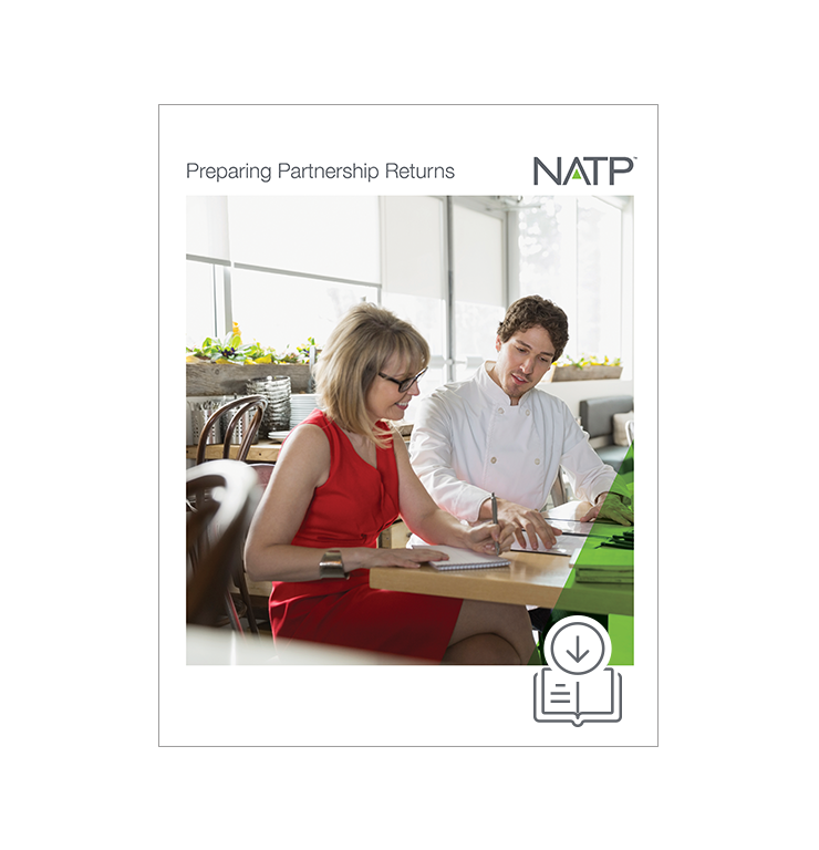 Preparing Partnership Returns E-book (2019) – PDF Version - #E3947