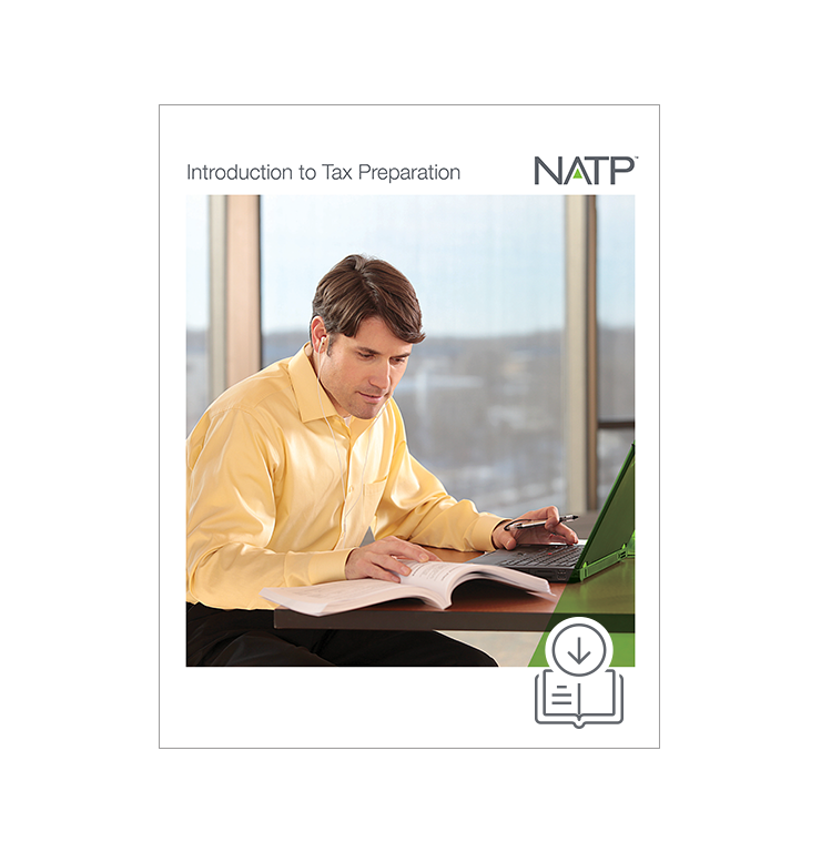 Introduction to Tax Preparation E-book (2019) - PDF Version - #E3958