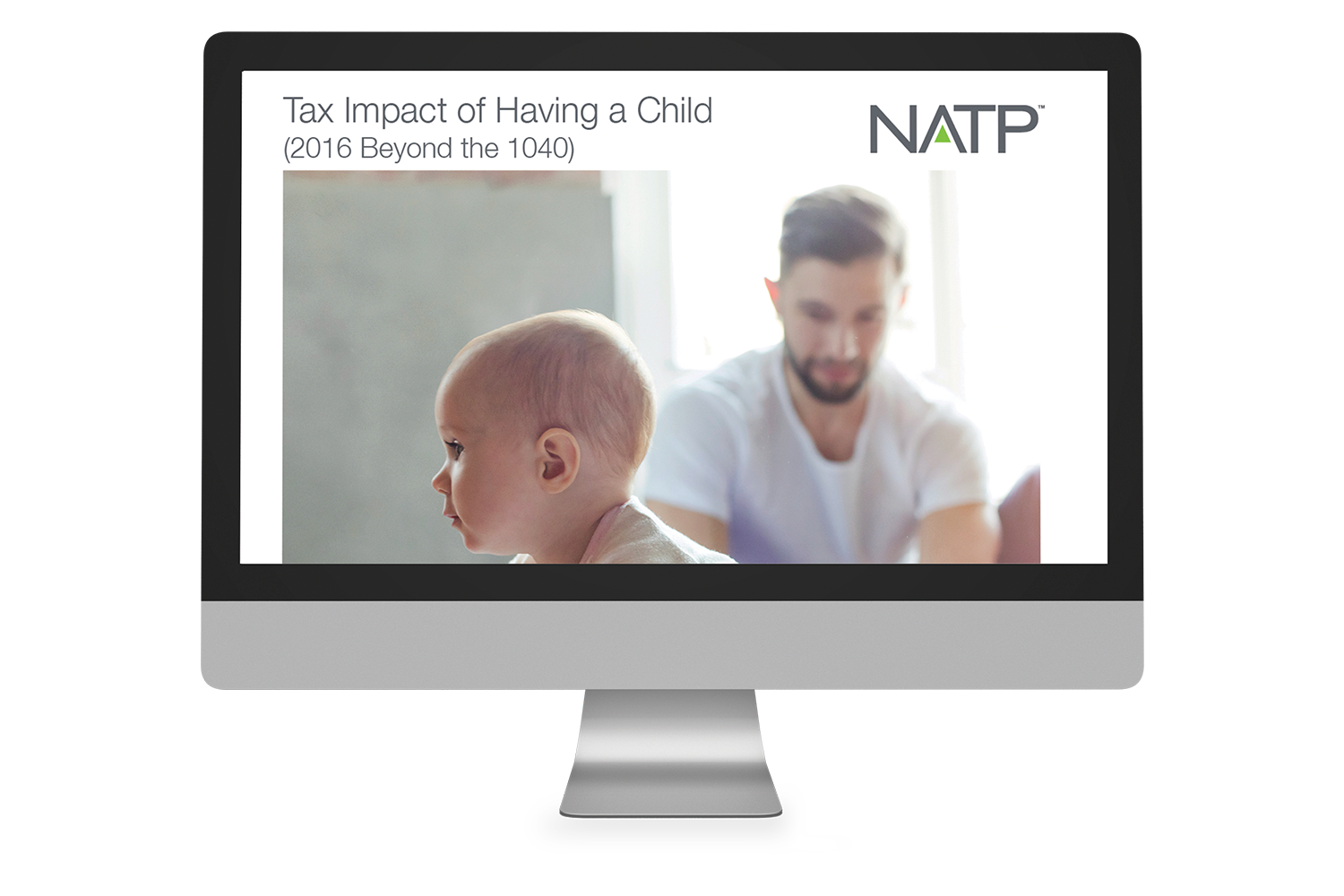 Tax Impact of Having a Child E-book (2018) - PDF Version - #E4842