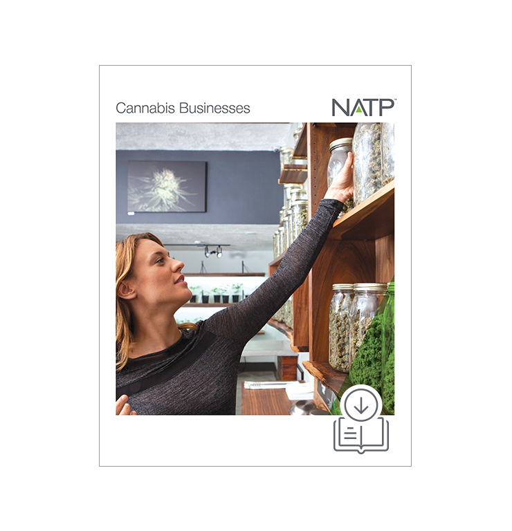 Cannabis Businesses E-book (2018) - PDF Version - #E4858