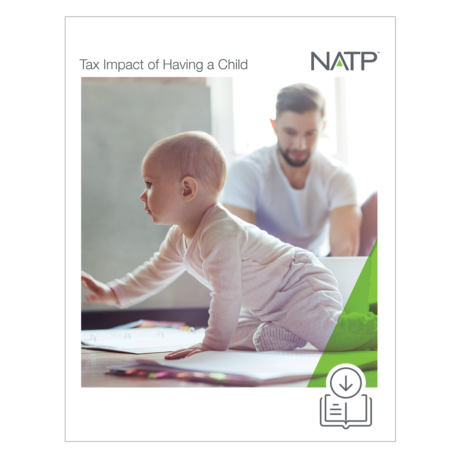 Tax Impact of Having a Child E-book (2019) - PDF Version - #E4942