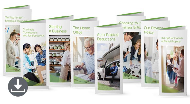 Downloadable Client Brochures (2018-2019) - #ES891