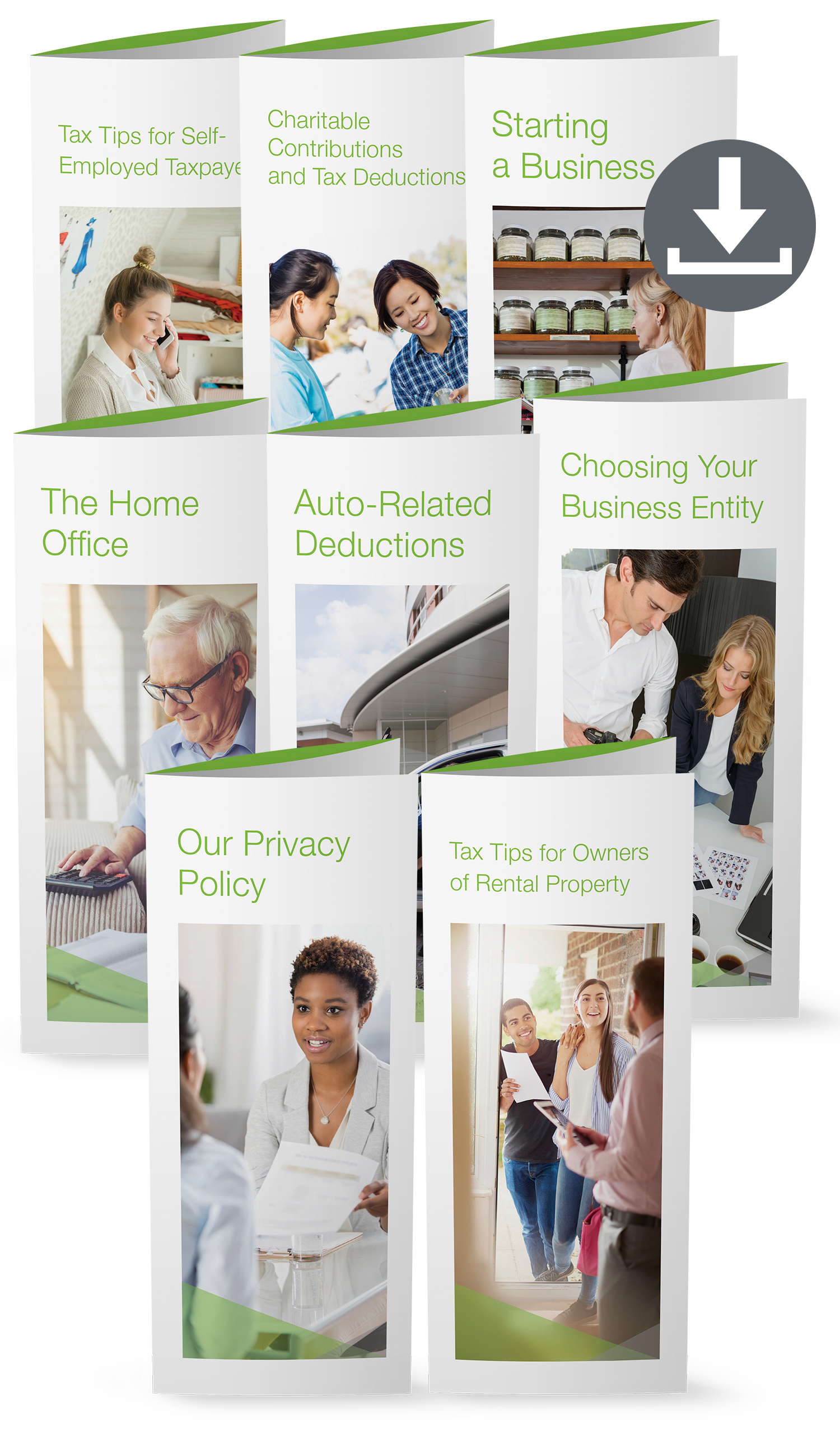 Downloadable Client Brochures (2019-2020) - #ES892