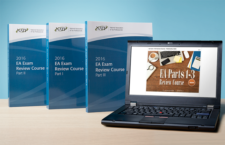 NATP Ultimate EA Exam Review Course Bundle (2016) - #FBE4629