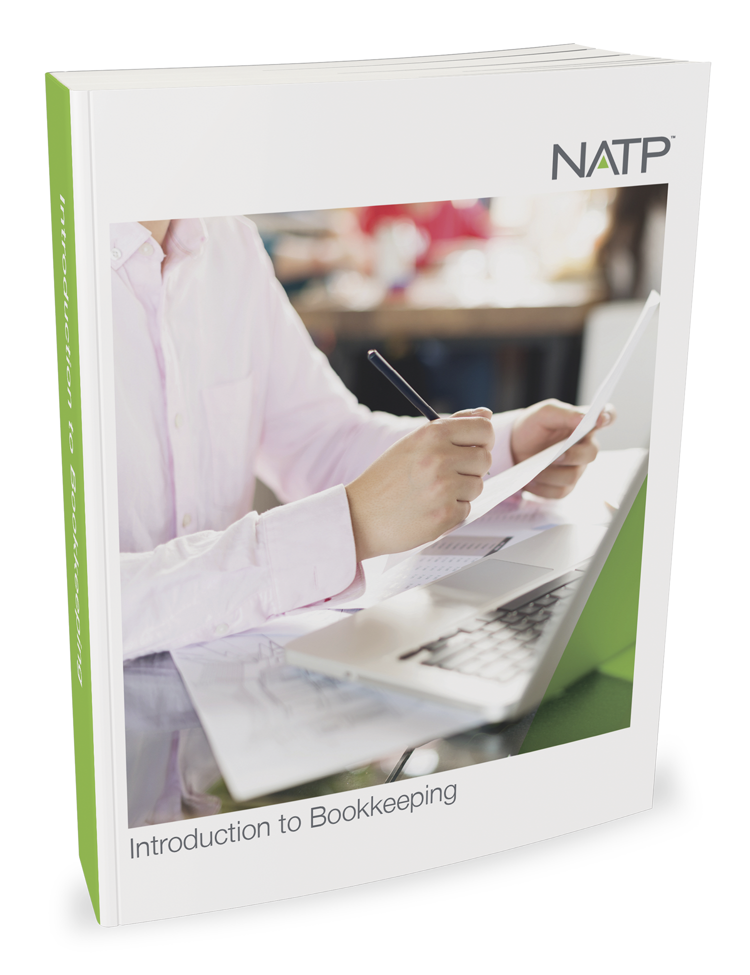 Introduction to Bookkeeping Textbook (2015) - #3660