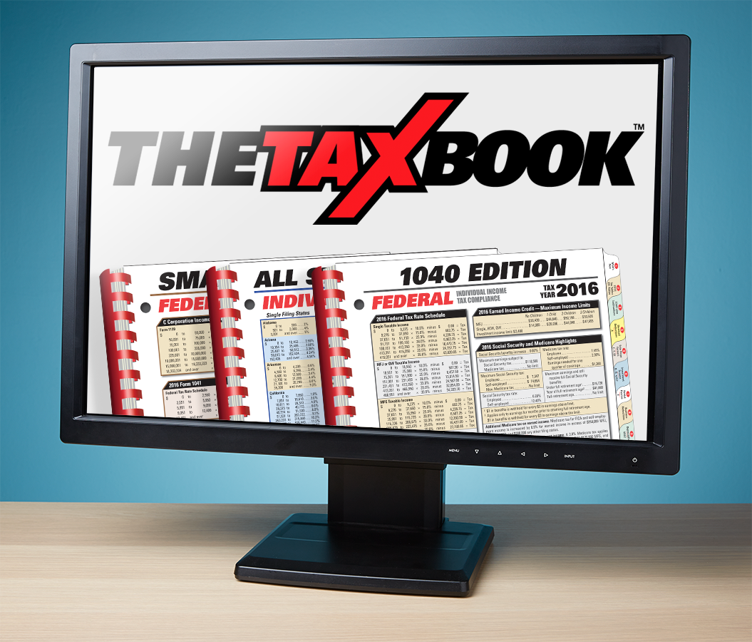 TheTaxBook WebLibrary Plus (2016) - #OAE4641