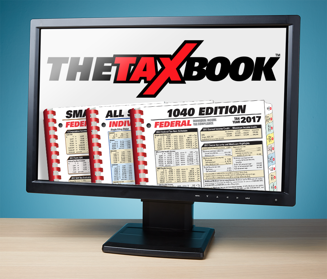 TheTaxBook WebLibrary Plus (2017) - #OAE4741