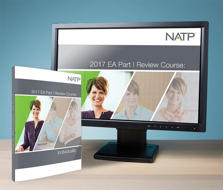 EA Exam Review Course Part I Streamed Recording & Textbook (2017) -  #RB3703