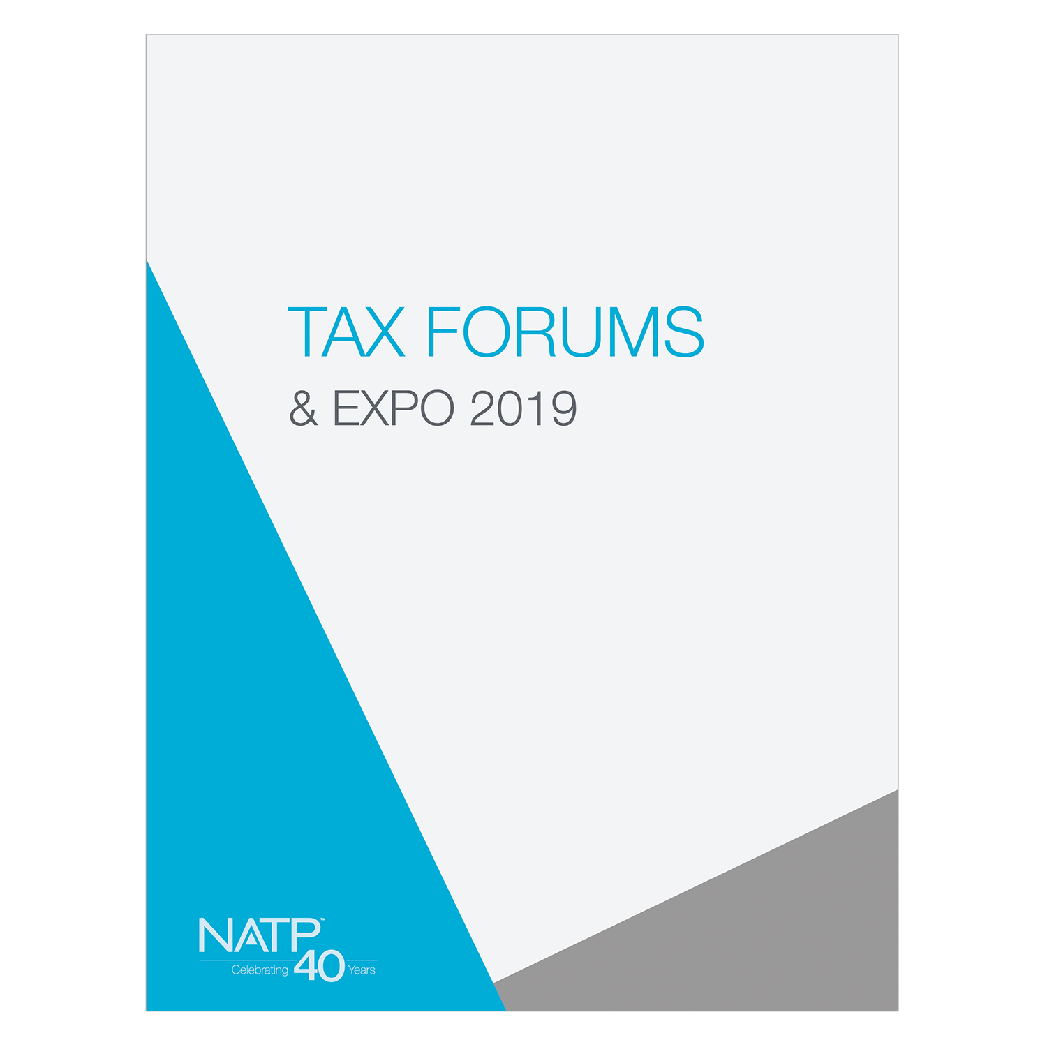 Tax Forums Textbook (2019) – #TF19BOOK