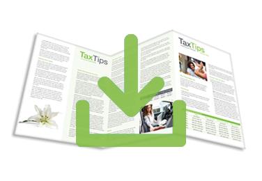 Tax Tips Client Newsletter – Downloadable – (Summer 2020) - #TTD32020